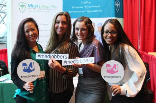 MedJobbers NJ Nurses Convention 5'