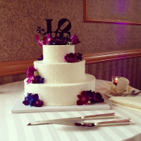 Northampton Valley Country Club Cake