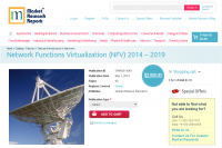 Network Functions Virtualization (NFV) 2014 - 2019