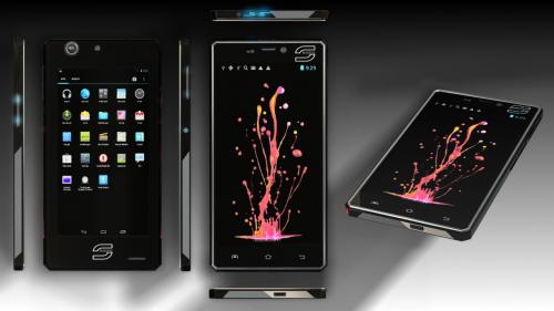 Sam Dual Smartphone'