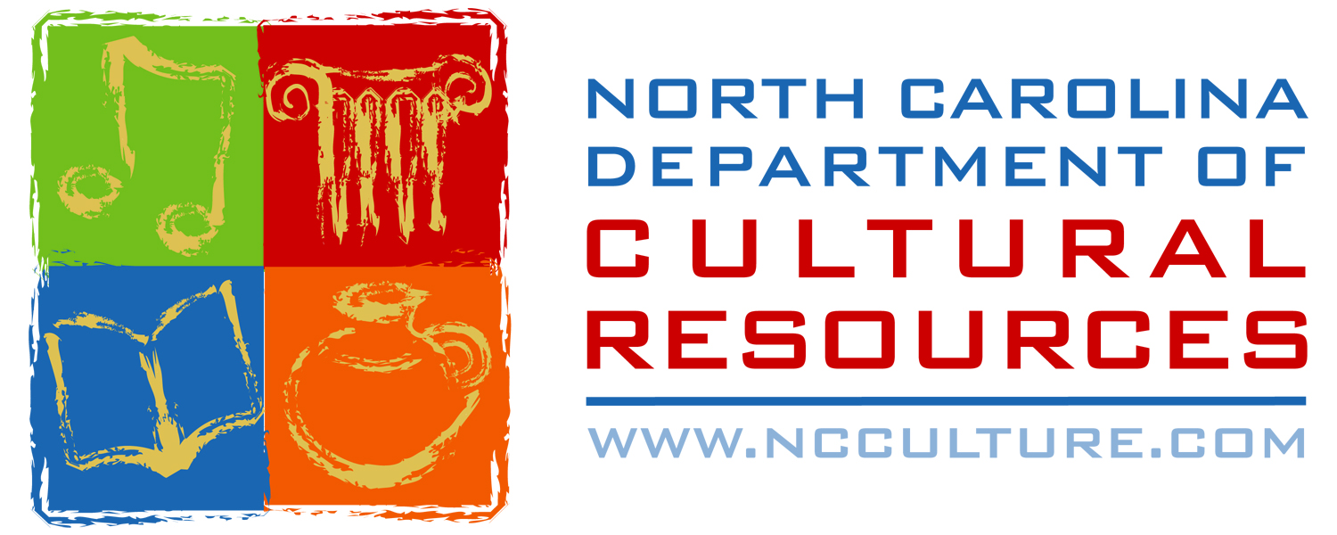 North Carolina Department of Cultural Resources Logo