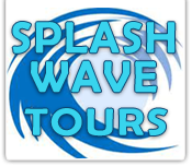 Splash Wave Tours Logo