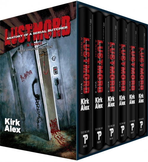 Lustmord Box Set by Kirk Alex'
