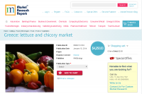 Greece Lettuce and Chicory Market