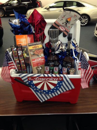 Fairfield Chevrolet Cadillac Memorial Day 2014 Giveaway