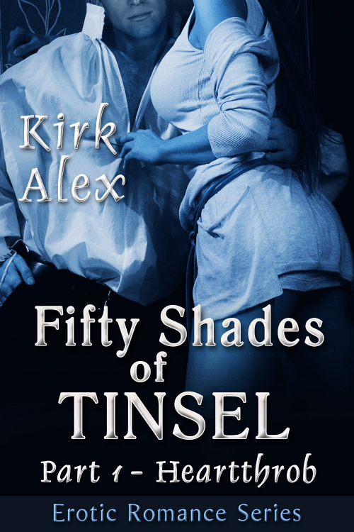Fifty Shades of Tinsel Book Cover'