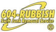 Logo for 604rubbish'