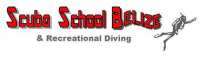 Scuba School Belize Logo
