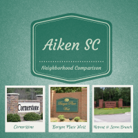 Aiken SC Neighborhood Comparison
