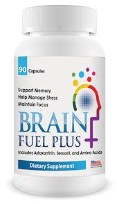 Brain Fuel PLUS - The Ultimate in Brain Nutrition Jon Nelson'