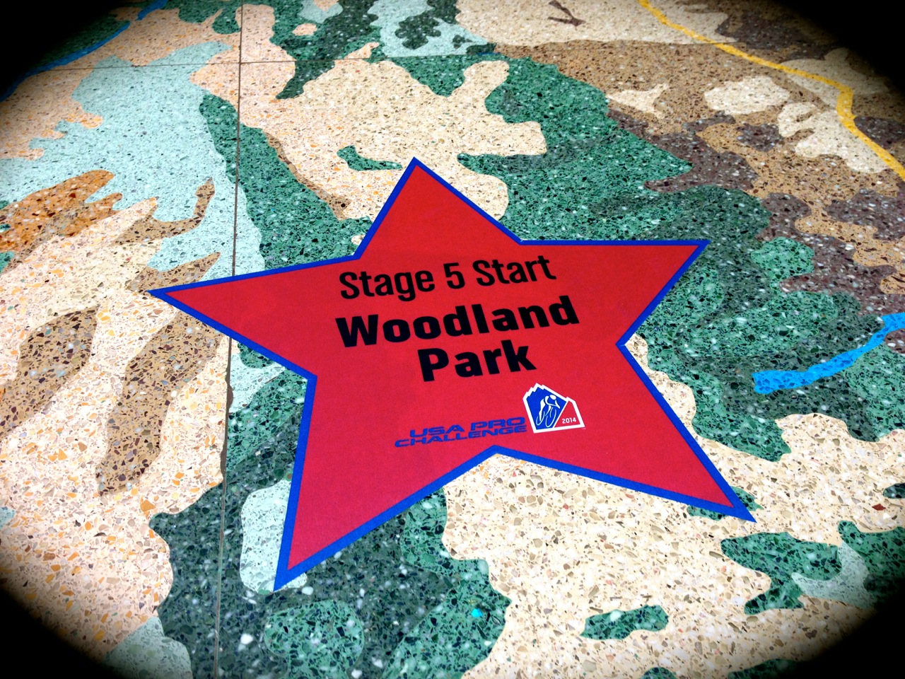 Stage 5 (Star) Woodland Park