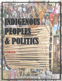 INDIGENOUS PEOPLES AND POLITICS
