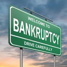 bankruptcy'