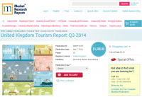 United Kingdom Tourism Report Q3 2014