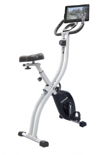 Innova Health And Fitness XB350 Folding Upright Bike