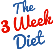 The 3 Week Diet Logo