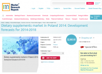 Dietary supplements market in Poland 2014
