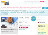 Construction Sector in Romania 2014