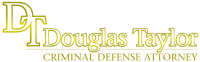 Douglas Taylor Criminal Defense Attorney Logo