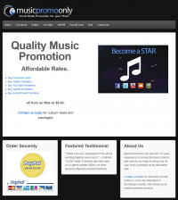 MusicPromoOnly