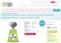 Main Steam Isolation Valves - Global Market Size