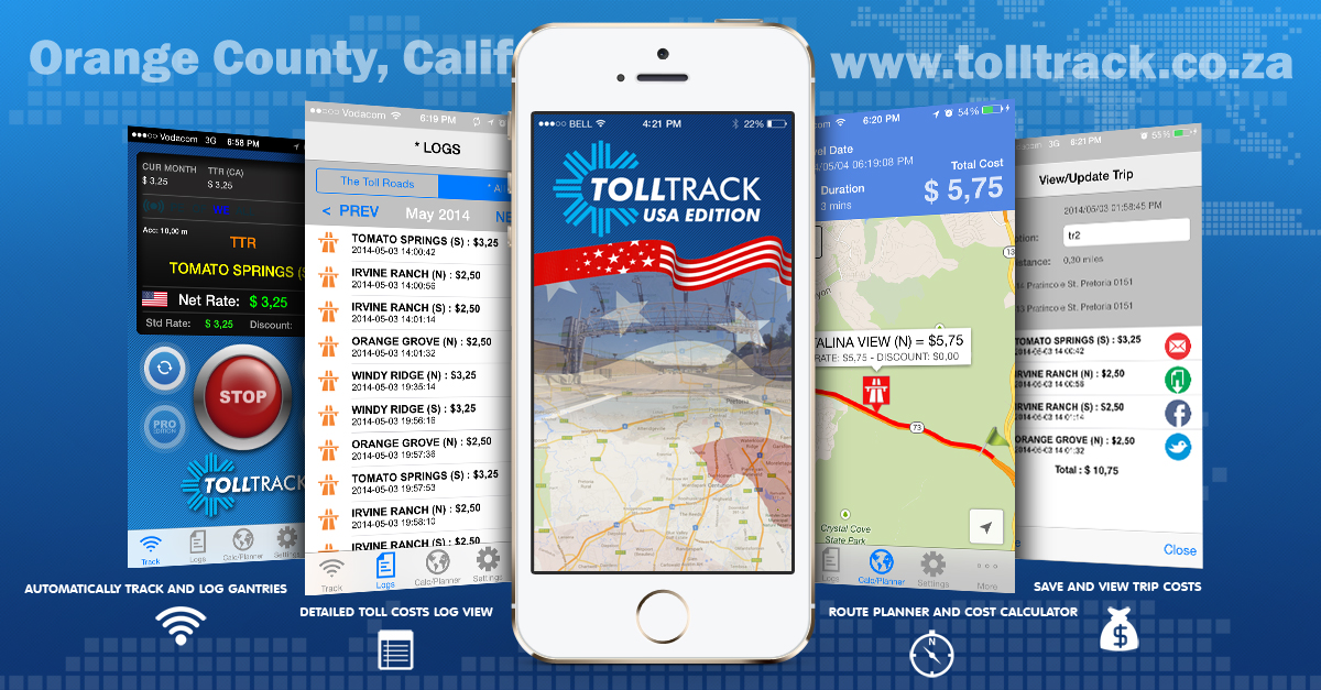 TollTrack USA
