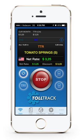 TollTrack USA iPhone5s 04