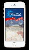 Toll Track USA iPhone 5s Splash Screen'