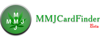 Logo for MMJ Card Finder'