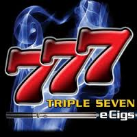 Triple Seven eCigs Logo
