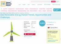 Asia Renewable Energy Market - Trends, Opportunities