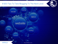 8 SEO Tips To Take Blogging To The Next Level