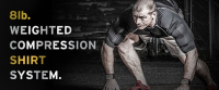 World's Only Weighted Compression Gear TITIN