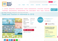 Travel and Tourism in Indonesia to 2018