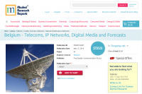 Belgium - Telecoms, IP Networks, Digital Media and Forecasts