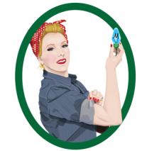 Margie Mae's Holiday Decor Logo