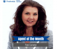 Patti Cornette Is April's Agent of the Month!