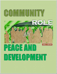 COMMUNITY's ROLE IN PEACE AND DEVELOPMENT
