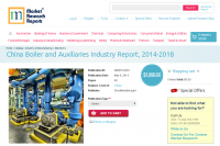 China Boiler and Auxiliaries Industry Report, 2014-2018