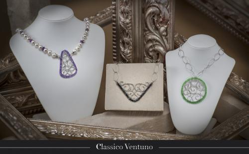 Classico Ventuno Goldsmith Designer Bruno Micolano'