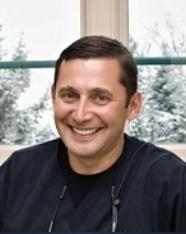 Dr. Vlad Ferdkoff of Barrington Dental Care'