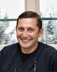 Dr. Vlad Ferdkoff of Plainfield Dental Care'
