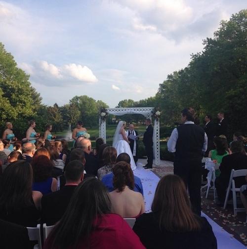 Northampton Valley Country Club Spring 2014 Wedding'