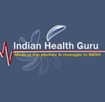 Logo for www.indianhealthguru.com'