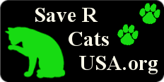 Logo For Save R Cats USA'