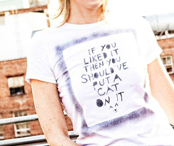 Put A Cat On It Upcycled & Vintage Fashion'
