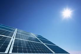 solar power'