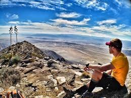 hiking'