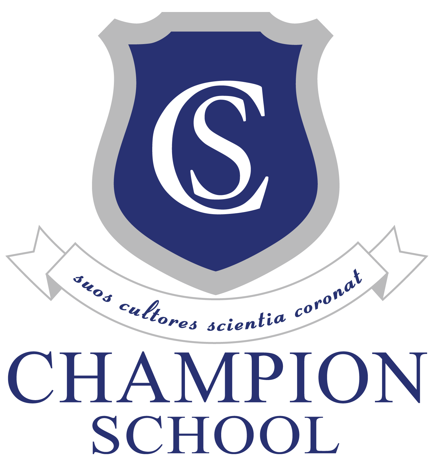 Champion School Logo