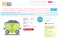 Base Metals Mining in Australia to 2020